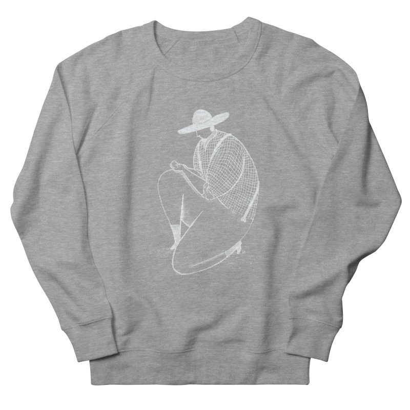 Discovery (White) Women's Sweatshirt by Laura OConnor's Artist Shop