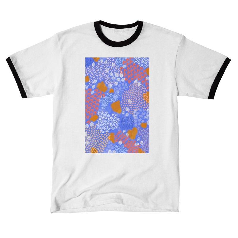 Midnight Garden Men's T-Shirt by Laura OConnor