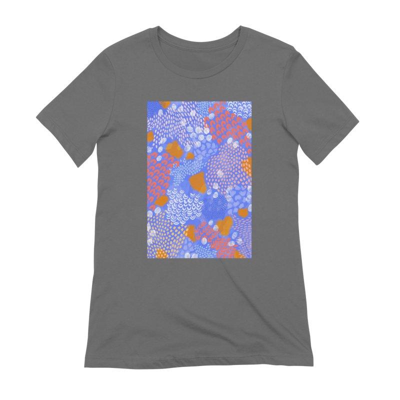 Midnight Garden Women's T-Shirt by Laura OConnor