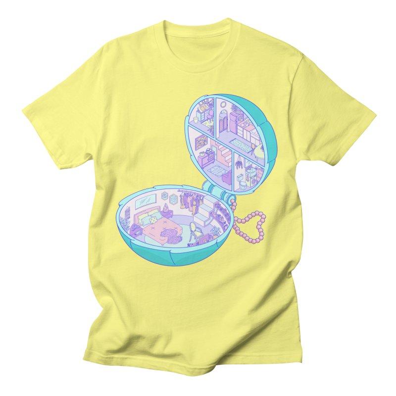 Tiny Haus Women's T-Shirt by Laura OConnor