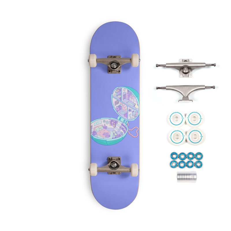 Tiny Haus Accessories Skateboard by Laura OConnor