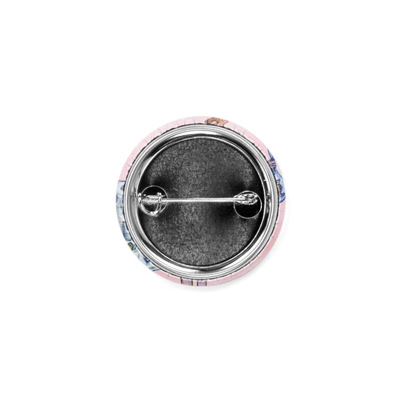 Verkäufer Accessories Button by Laura OConnor