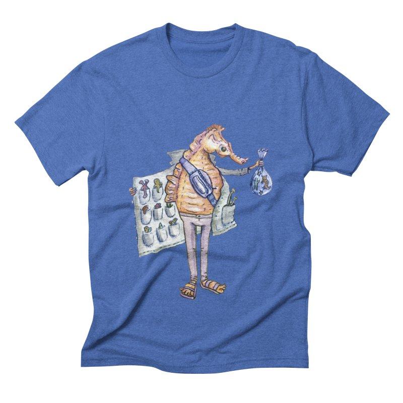 Verkäufer Men's T-Shirt by Laura OConnor