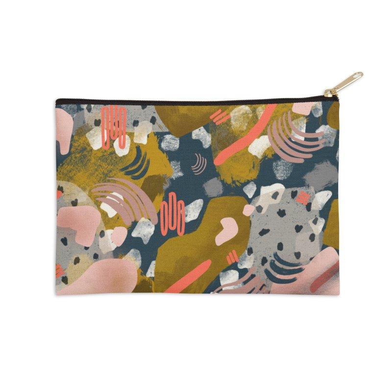The Bazaar Accessories Zip Pouch by Laura OConnor