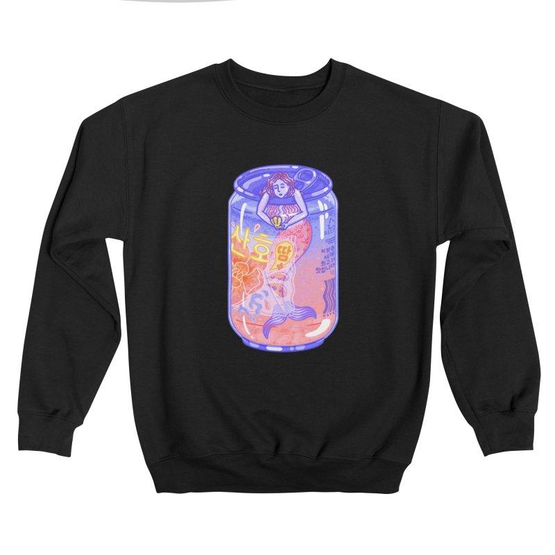 Coral Sweat Men's Sweatshirt by Laura OConnor