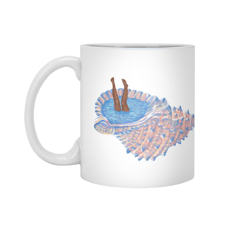 Hide Away Accessories Mug by Laura OConnor's Artist Shop