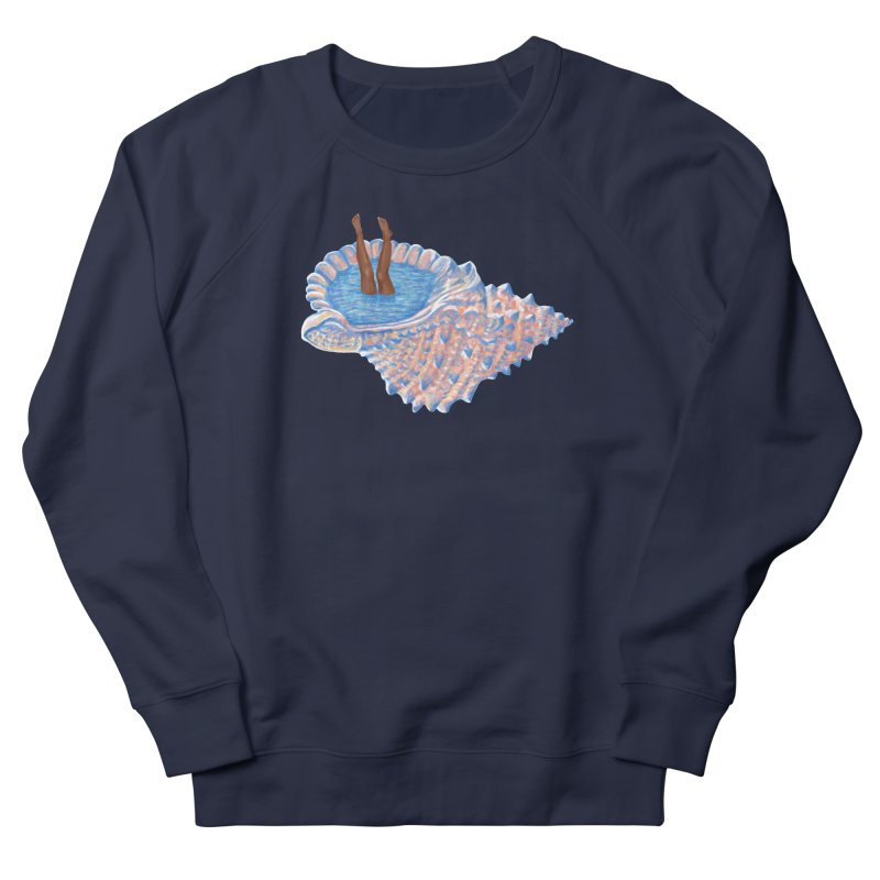 Hide Away Women's Sweatshirt by Laura OConnor's Artist Shop
