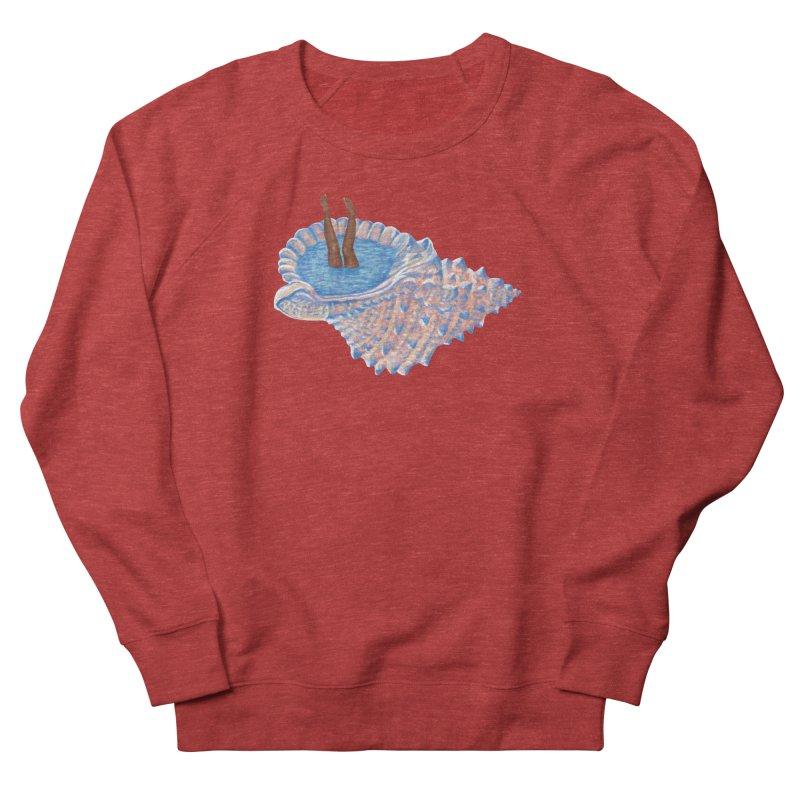 Hide Away Men's Sweatshirt by Laura OConnor's Artist Shop