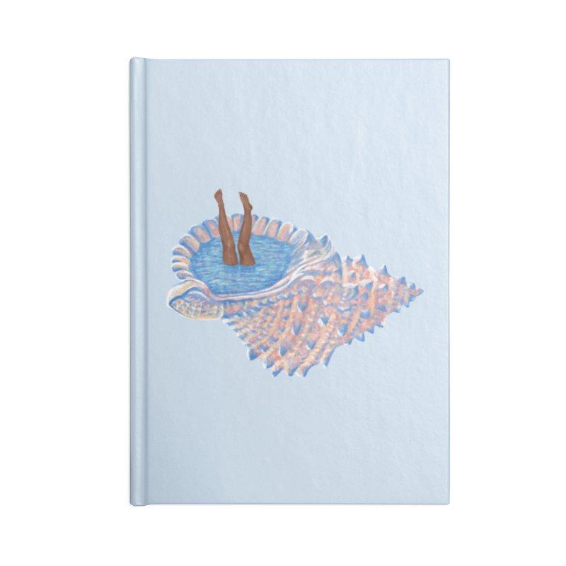 Hide Away Accessories Notebook by Laura OConnor's Artist Shop