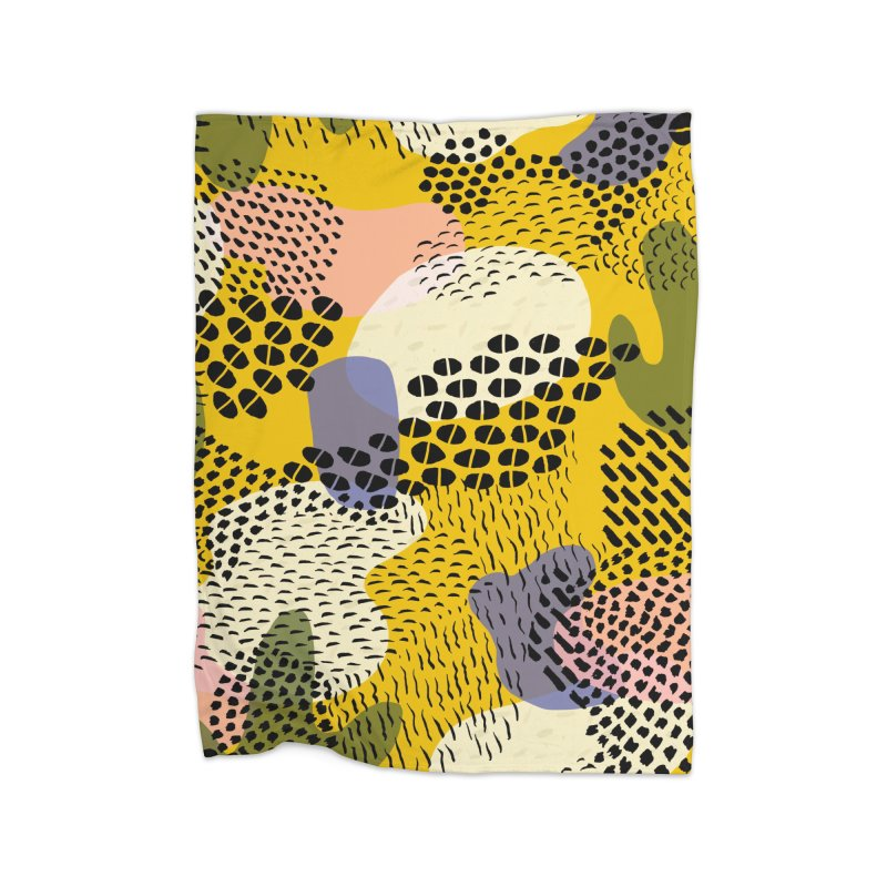 Piña Colada Home Blanket by Laura OConnor's Artist Shop
