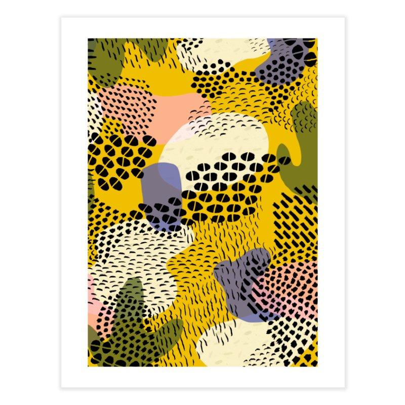 Piña Colada Home Fine Art Print by Laura OConnor's Artist Shop