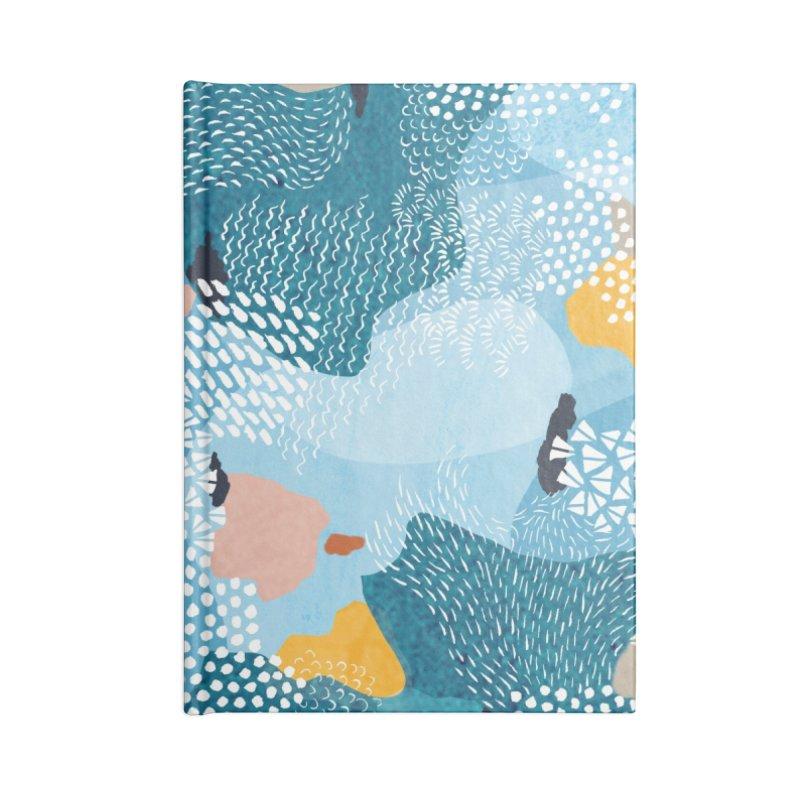 Calm Accessories Notebook by Laura OConnor's Artist Shop