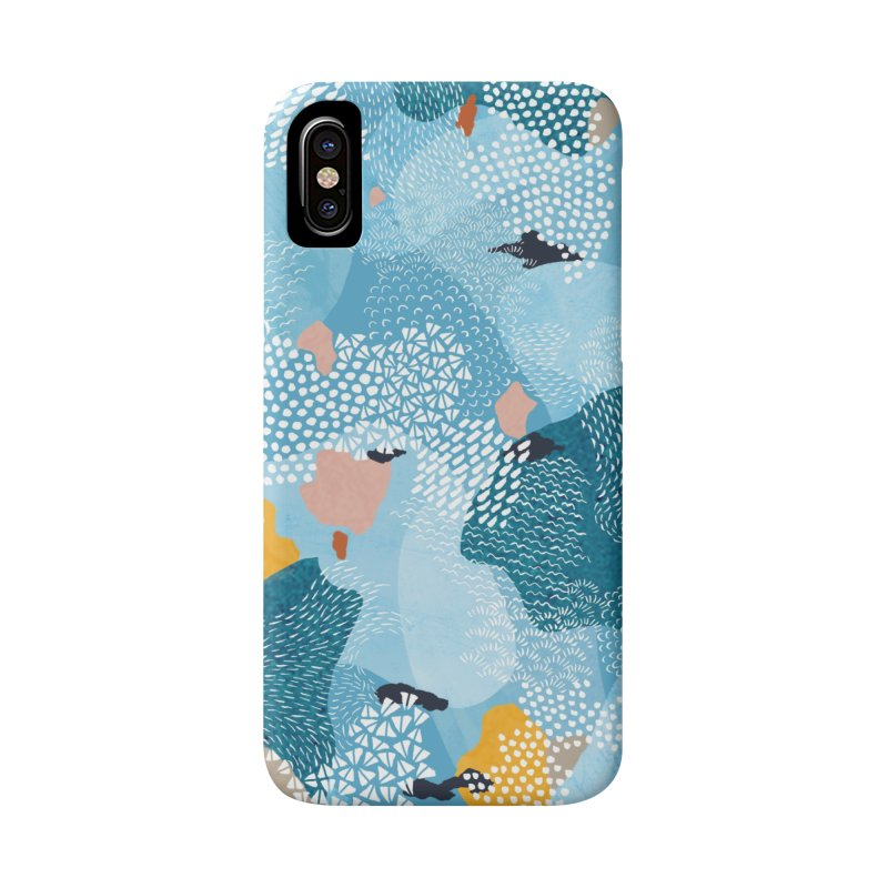 Calm Accessories Phone Case by Laura OConnor's Artist Shop