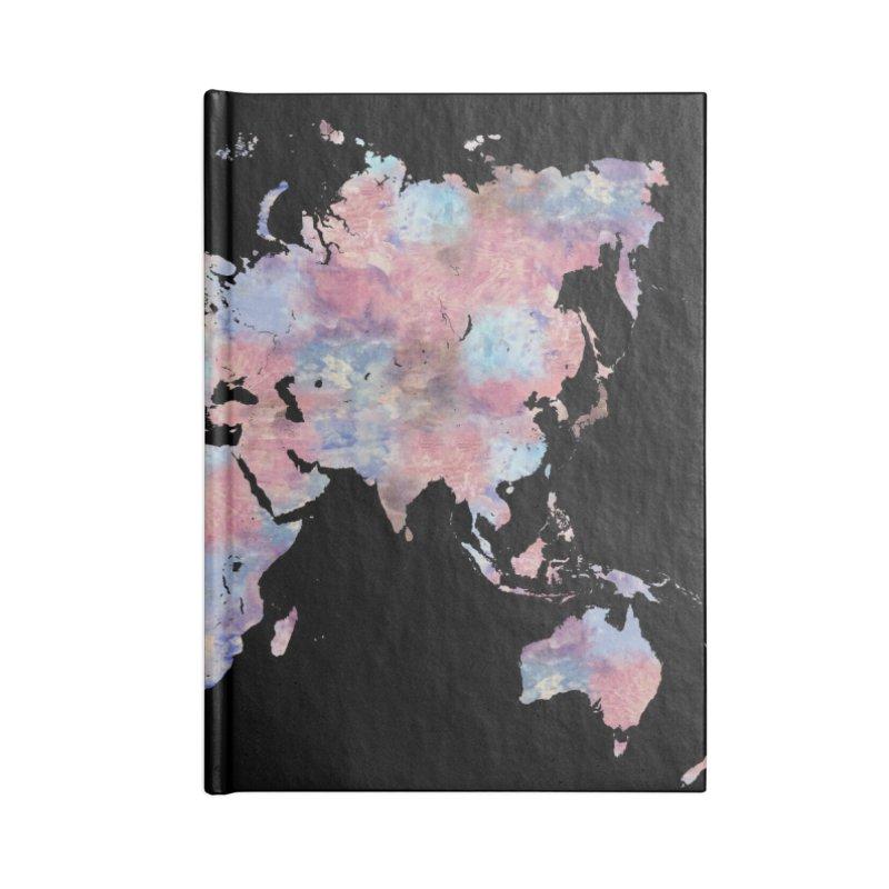 Wanderlust Accessories Notebook by Laura OConnor's Artist Shop