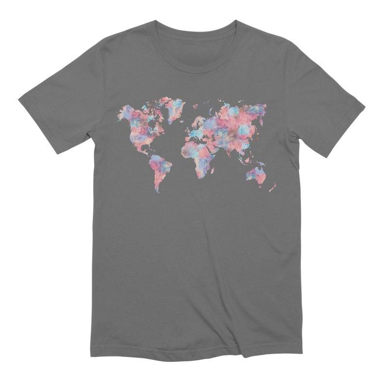 Wanderlust Men's T-Shirt by Laura OConnor