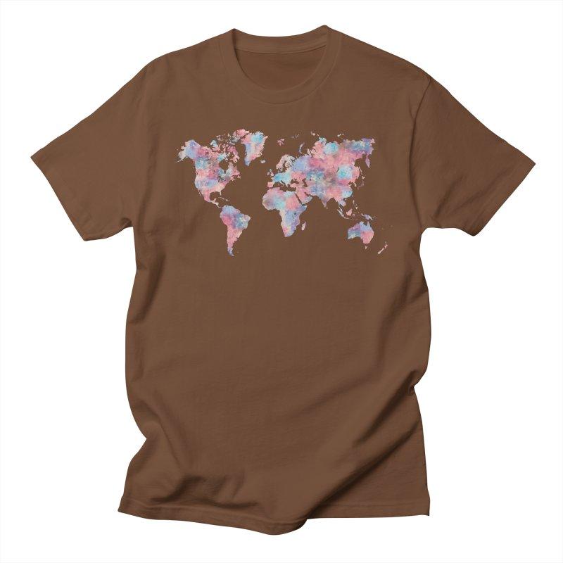 Wanderlust Men's T-Shirt by Laura OConnor's Artist Shop