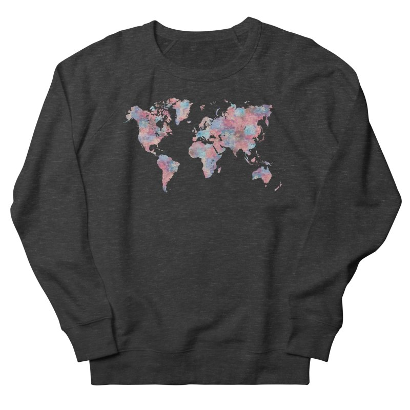 Wanderlust Women's Sweatshirt by Laura OConnor's Artist Shop