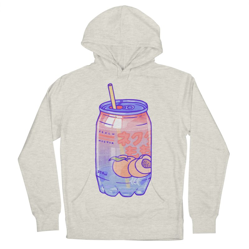 Peach Bubbles Women's Pullover Hoody by Laura OConnor's Artist Shop