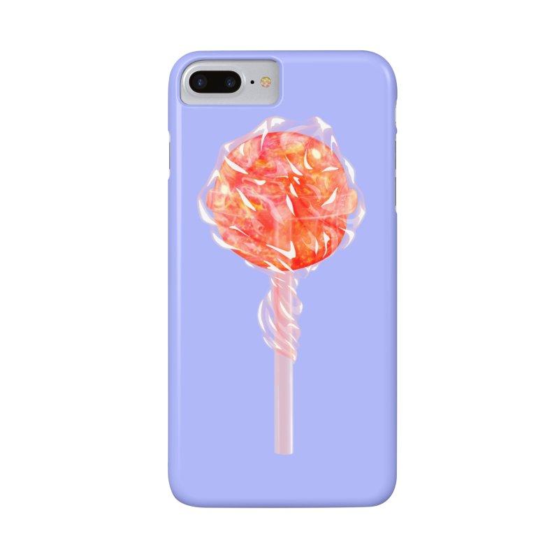 Sunshine Sucker in iPhone 7 Plus Phone Case Slim by Laura OConnor