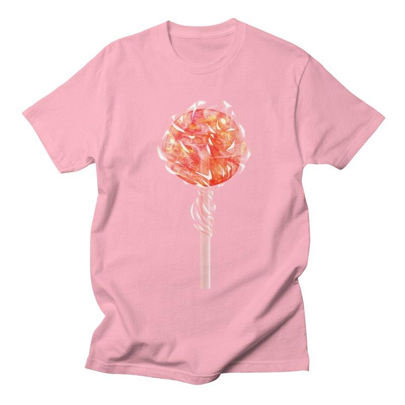 Sunshine Sucker Men's T-Shirt by Laura OConnor's Artist Shop