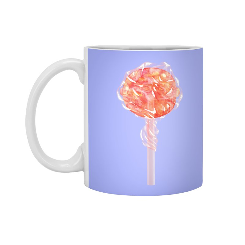 Sunshine Sucker Accessories Mug by Laura OConnor's Artist Shop