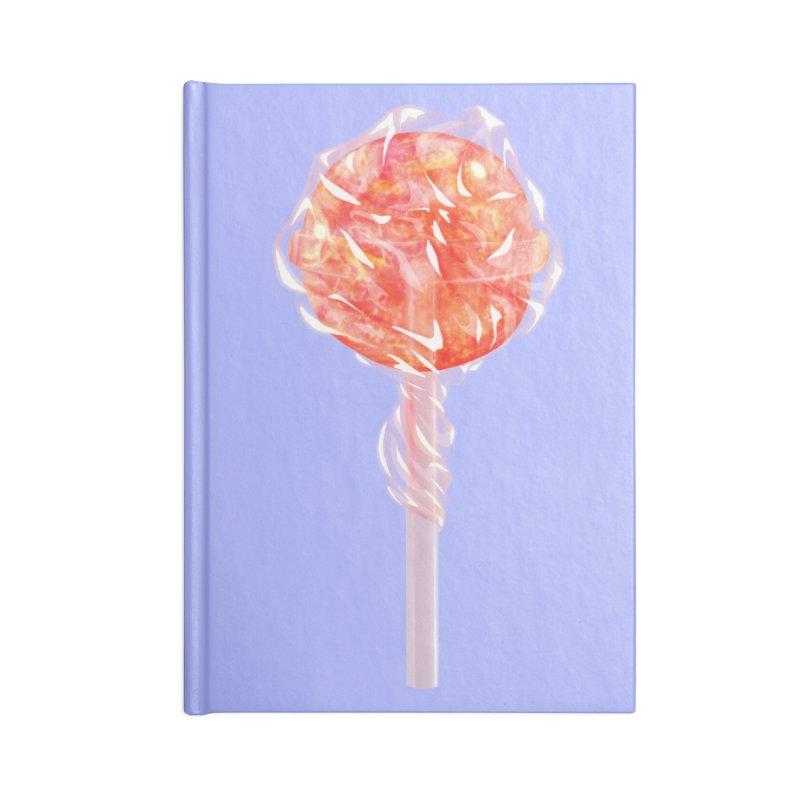 Sunshine Sucker Accessories Notebook by Laura OConnor's Artist Shop