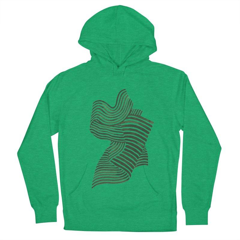 Movement Men's Pullover Hoody by Laura OConnor's Artist Shop