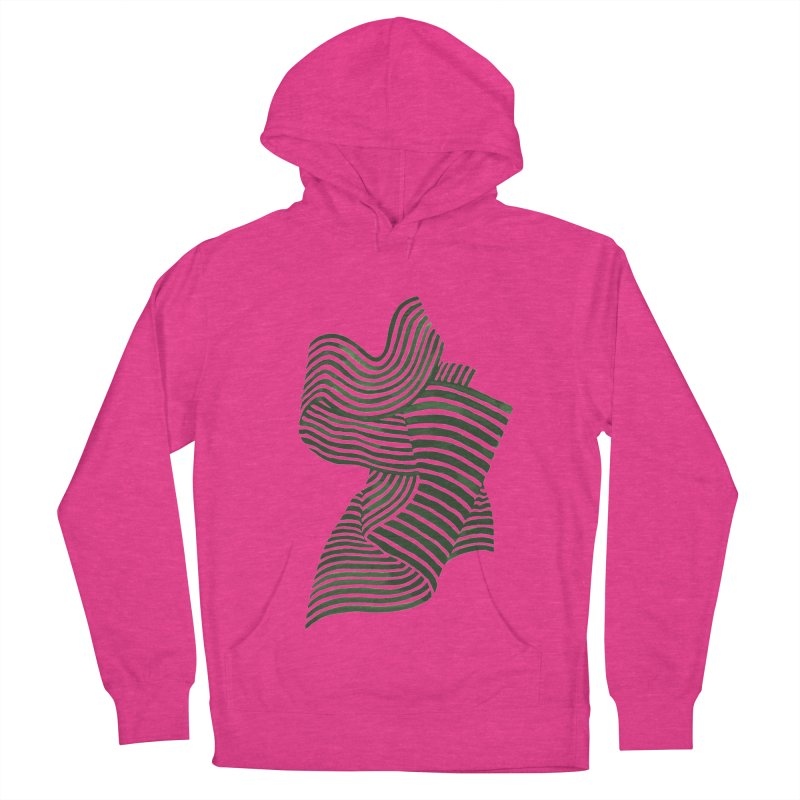 Movement Men's French Terry Pullover Hoody by Laura OConnor's Artist Shop