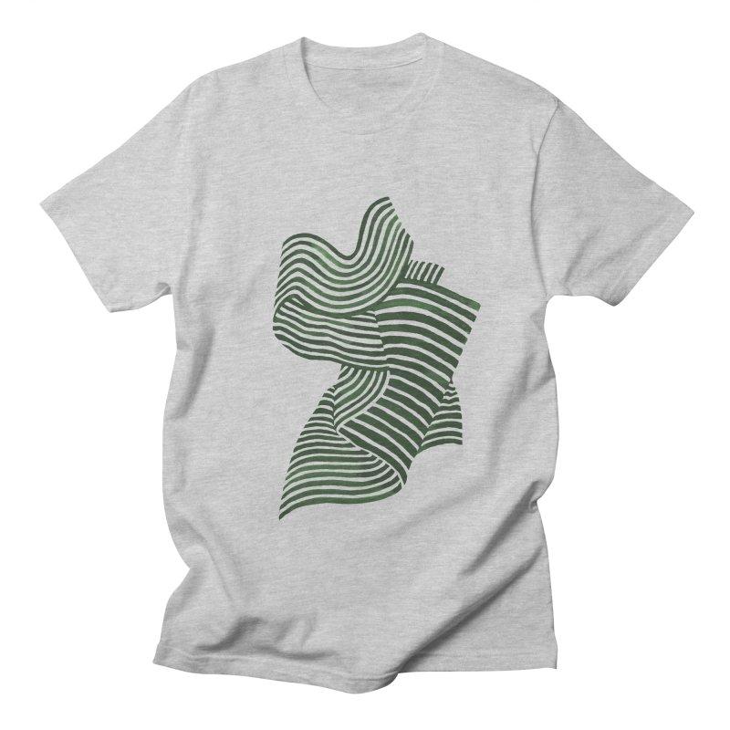 Movement Men's T-Shirt by Laura OConnor's Artist Shop