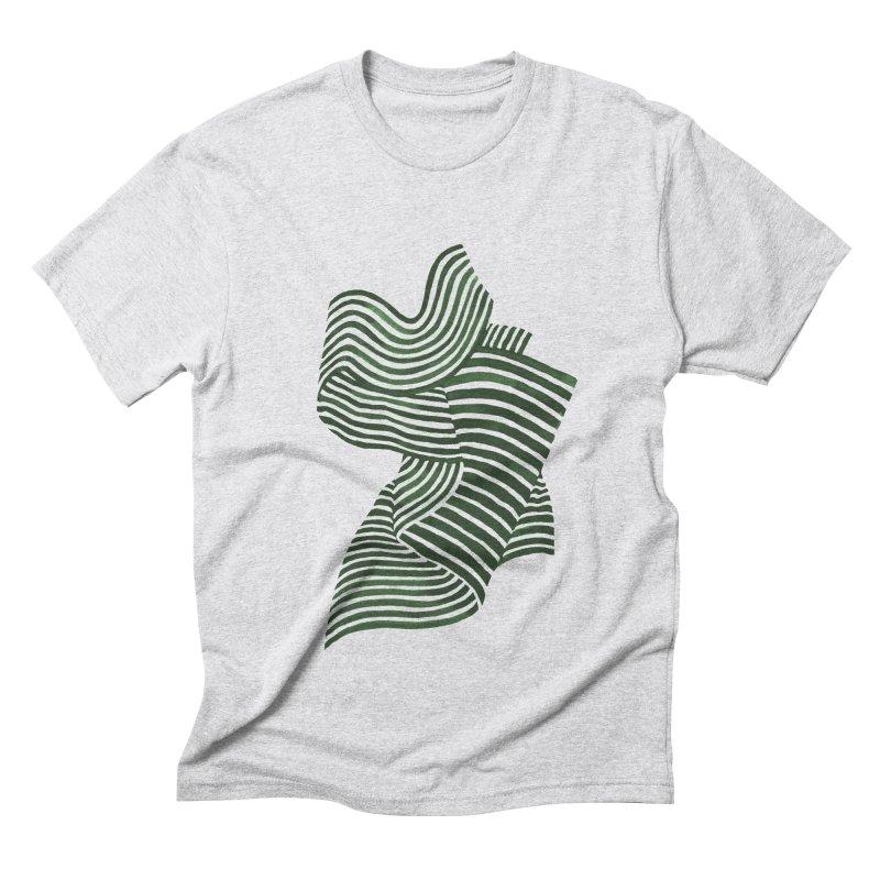 Movement Men's Triblend T-Shirt by Laura OConnor's Artist Shop