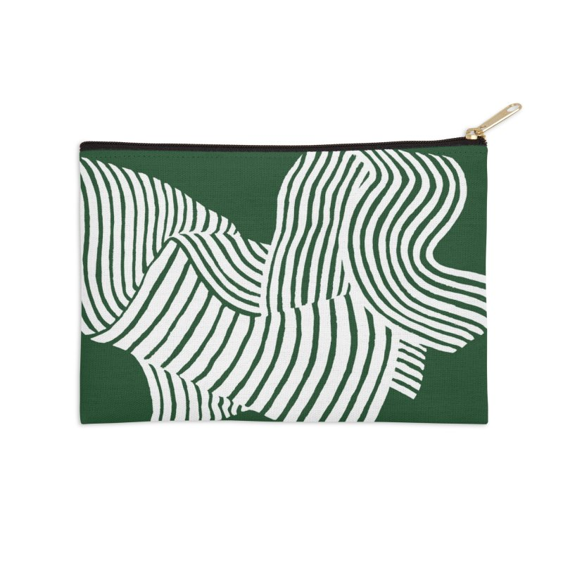 Movement Accessories Zip Pouch by Laura OConnor's Artist Shop