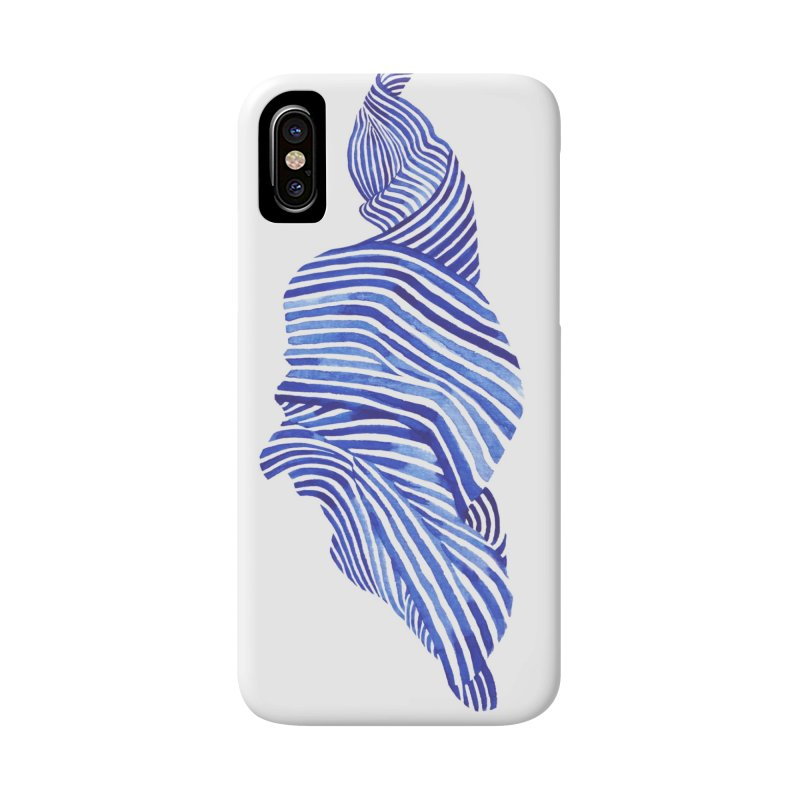 Waves Accessories Phone Case by Laura OConnor's Artist Shop