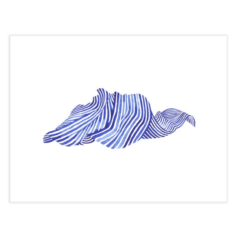 Waves Home Fine Art Print by Laura OConnor's Artist Shop