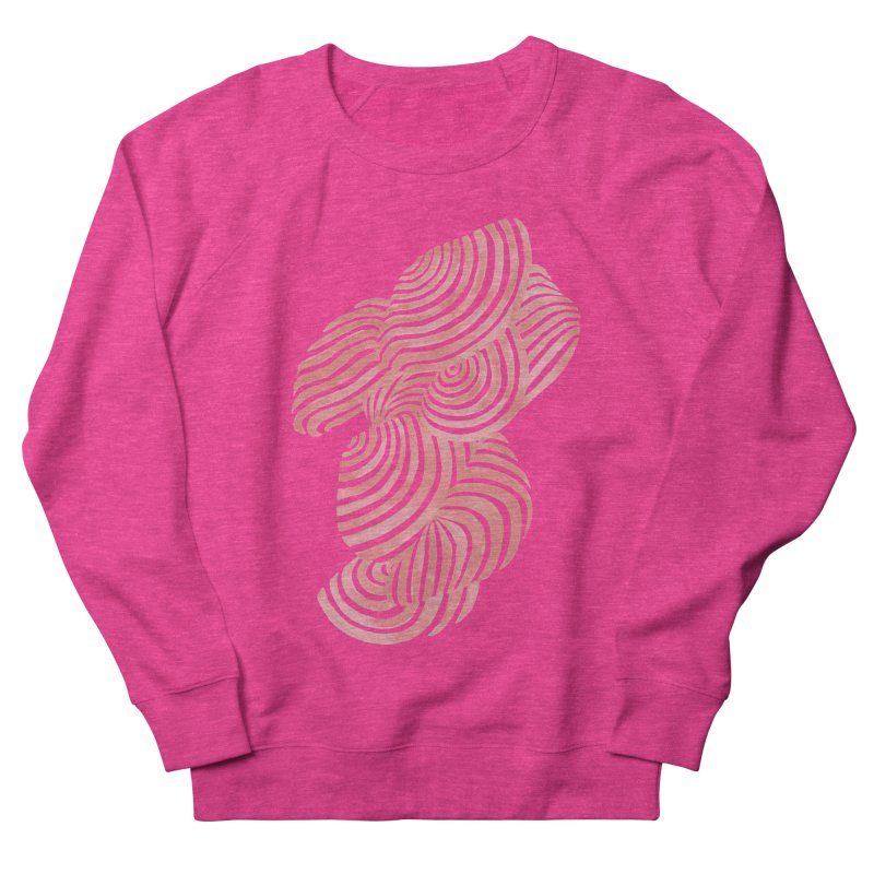 Sea Shells Women's Sweatshirt by Laura OConnor's Artist Shop