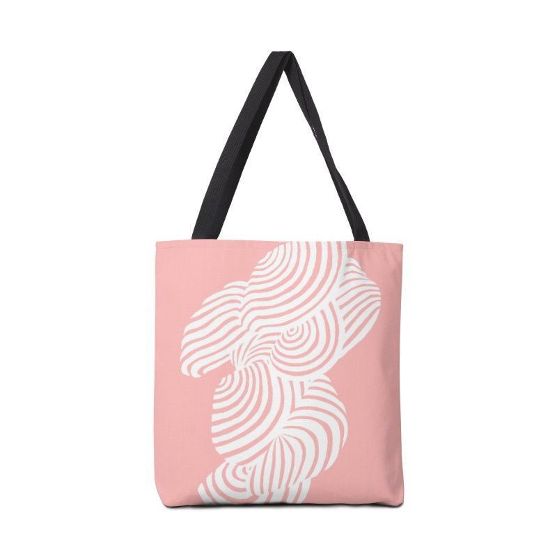 Sea Shells Accessories Bag by Laura OConnor's Artist Shop