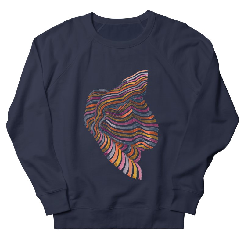 Comfort Men's Sweatshirt by Laura OConnor's Artist Shop