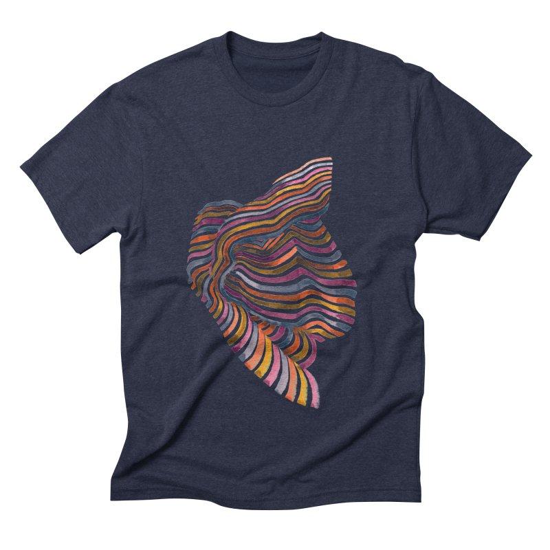 Comfort Men's Triblend T-Shirt by Laura OConnor's Artist Shop