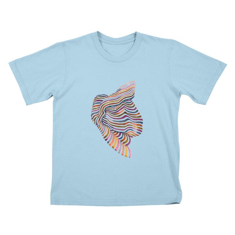 Comfort Kids T-Shirt by Laura OConnor's Artist Shop