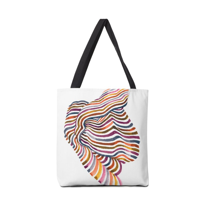 Comfort Accessories Bag by Laura OConnor's Artist Shop
