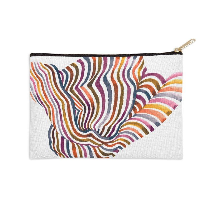 Comfort in Zip Pouch by Laura OConnor's Artist Shop