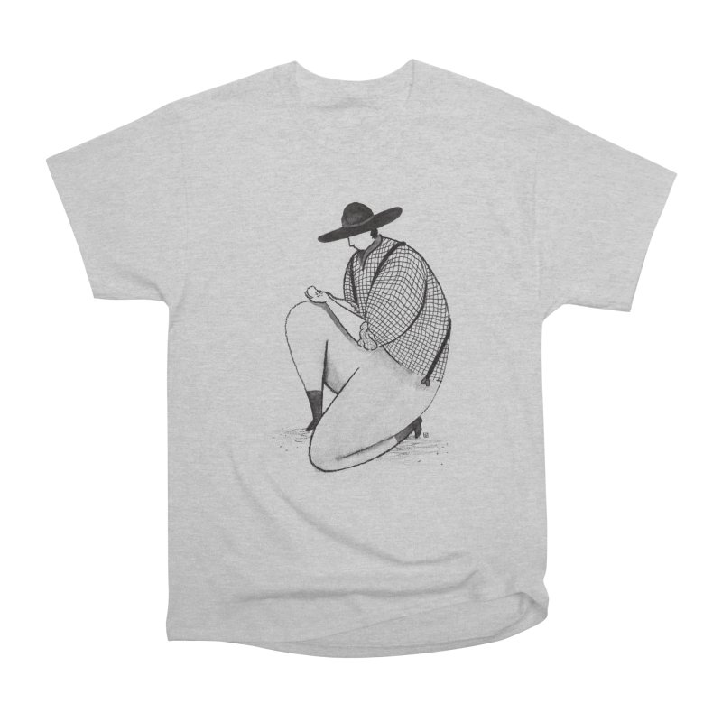 Discovery Men's Classic T-Shirt by Laura OConnor's Artist Shop