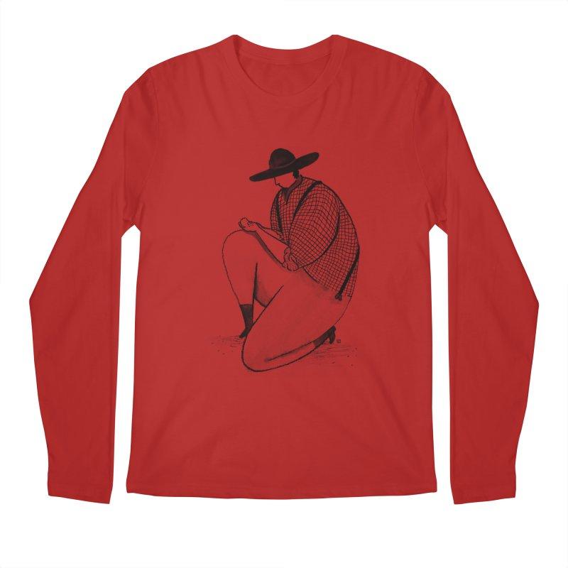 Discovery Men's Longsleeve T-Shirt by Laura OConnor's Artist Shop