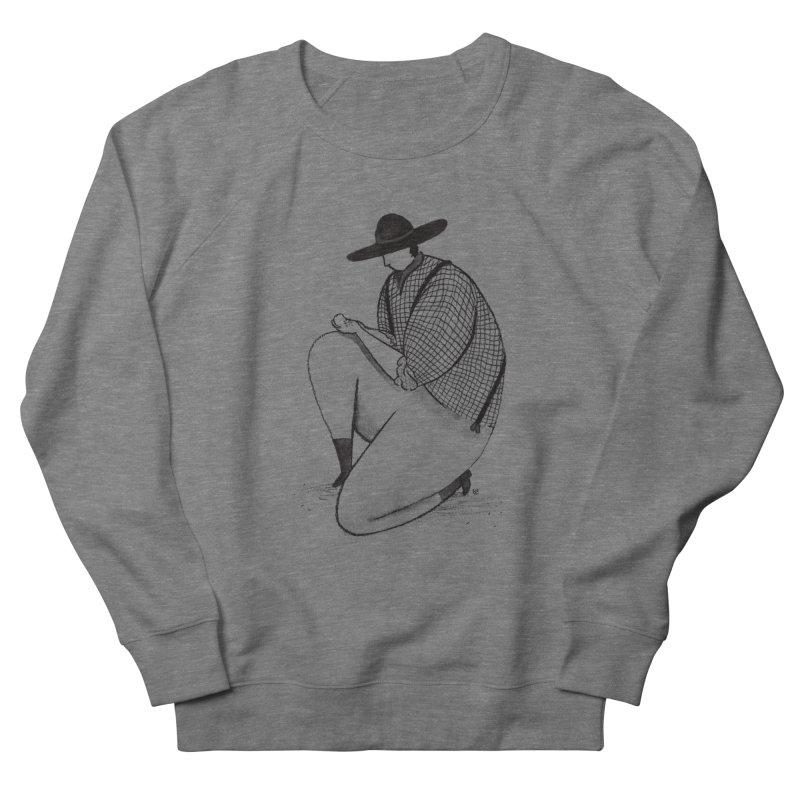 Discovery Men's Sweatshirt by Laura OConnor