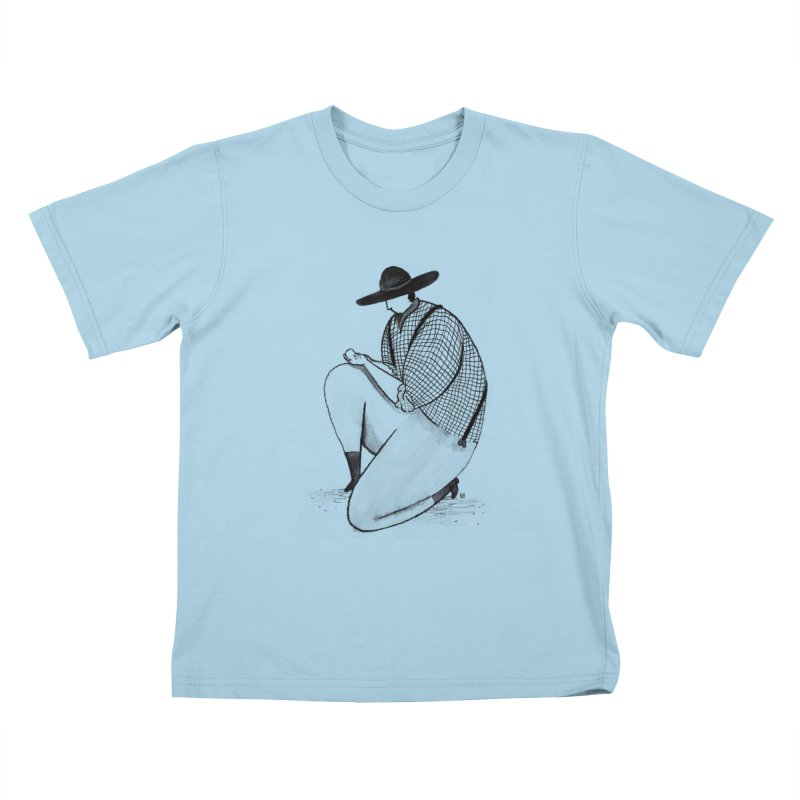 Discovery Kids T-shirt by Laura OConnor's Artist Shop