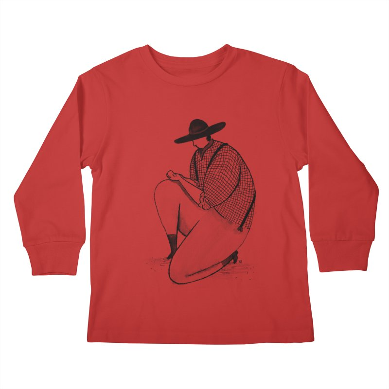Discovery Kids Longsleeve T-Shirt by Laura OConnor's Artist Shop