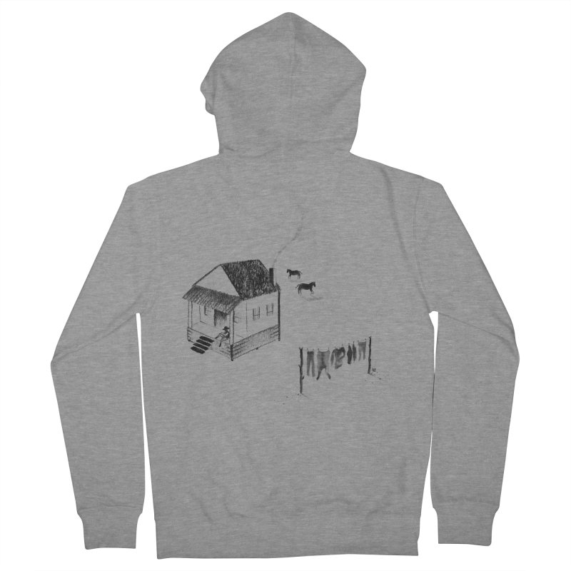 A Moment Women's Zip-Up Hoody by Laura OConnor's Artist Shop