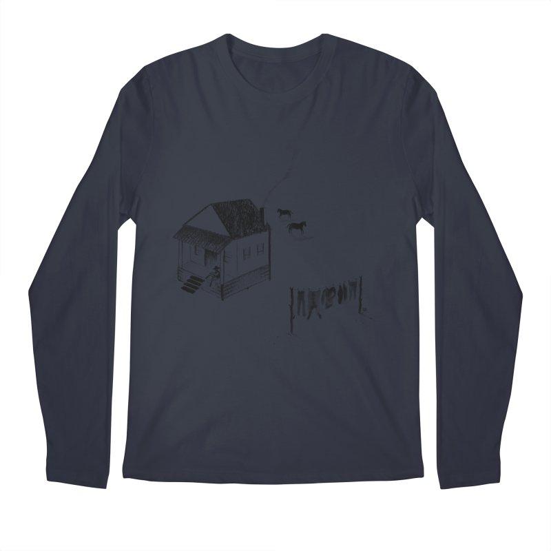 A Moment Men's Longsleeve T-Shirt by Laura OConnor's Artist Shop