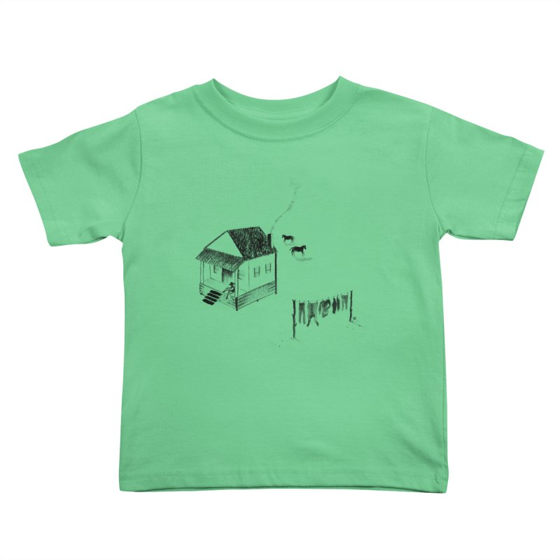 A Moment Kids Toddler T-Shirt by Laura OConnor's Artist Shop