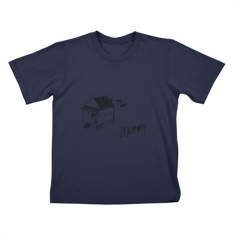 A Moment Kids T-shirt by Laura OConnor's Artist Shop