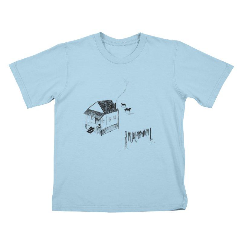 A Moment Kids T-shirt by Laura OConnor's Artist Shop